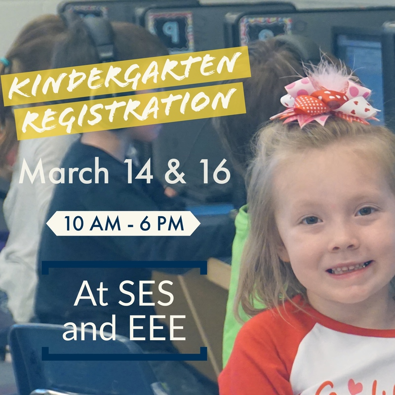 Important Kindergarten Registration Information