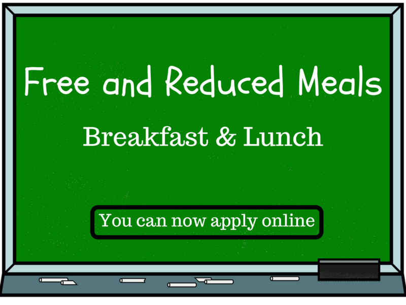 Sheridan School District Announces Guidelines​ for Free and Reduced Meals