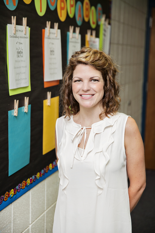 SHS Teacher Morgan Wilson Named ADE Teacher of the Year Regional Finalist