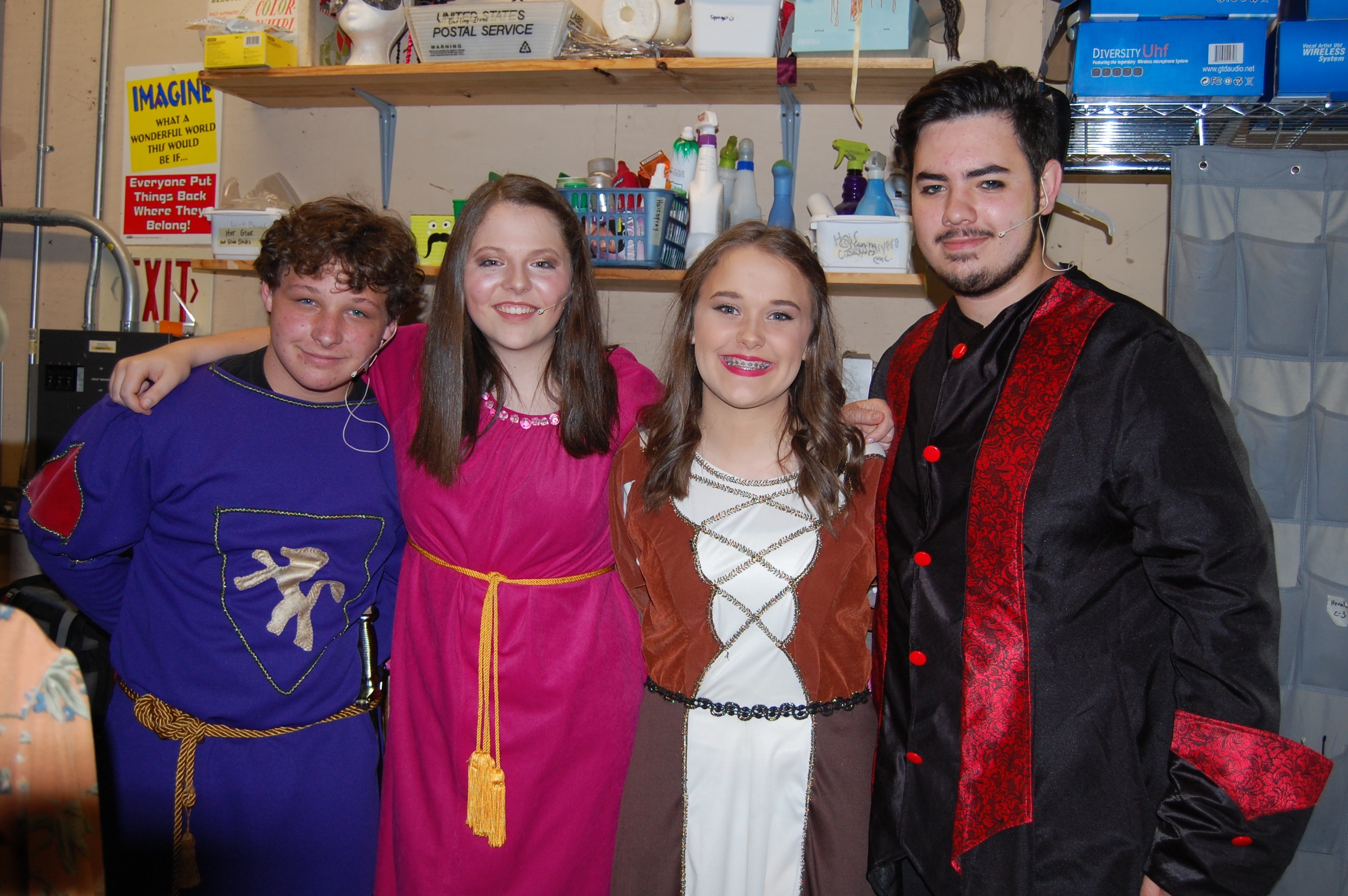 Sheridan Students to Perform in 'Camelot' at Royal Theatre